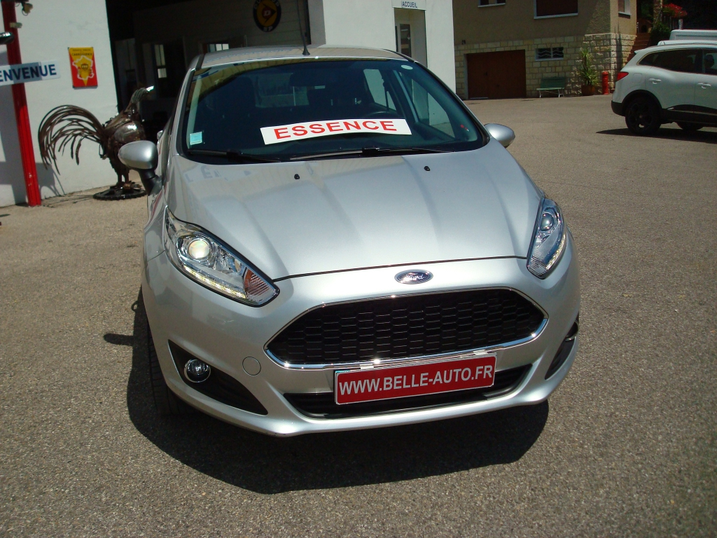 Occasion garage belle fils for Garage ford fiesta occasion