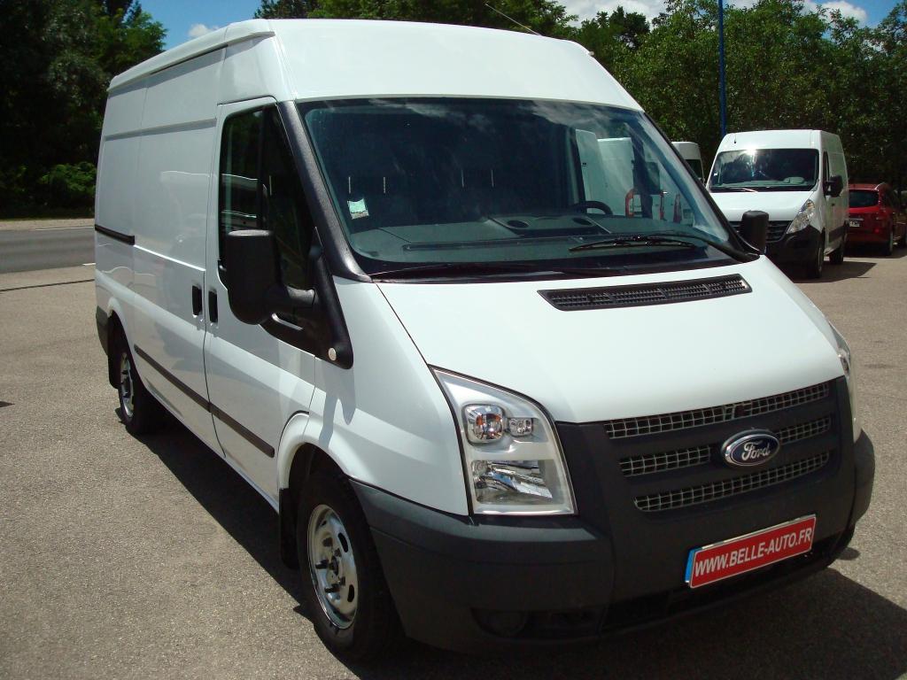 fourgon ford transit l2h1 business 2 2 tdci 100 cv occasion - 2013 - diesel - 11900  u20ac
