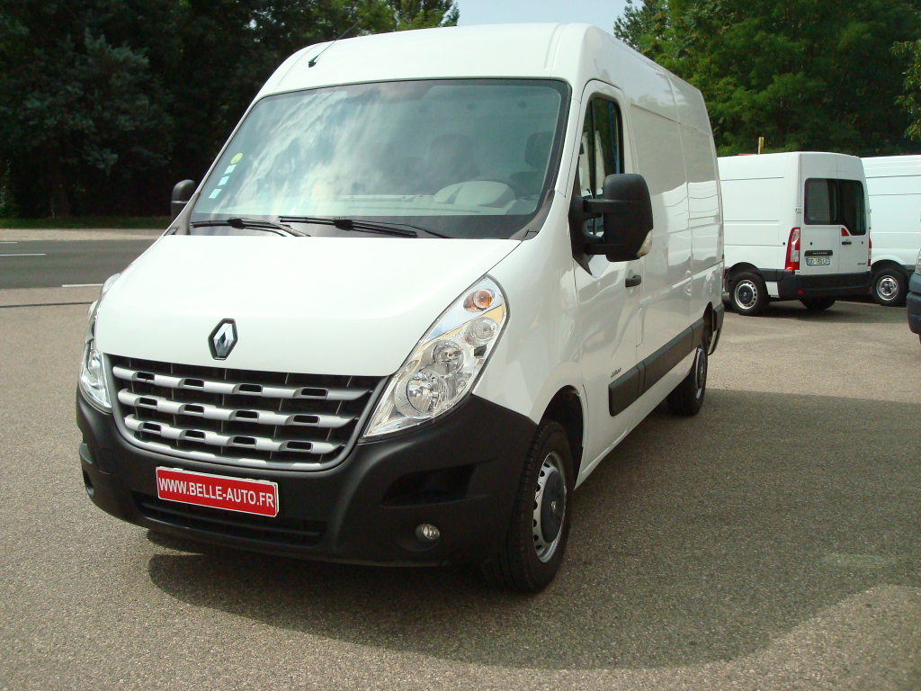 fourgon renault master grand confort l2h2 occasion 2012 diesel 12900 saint lattier. Black Bedroom Furniture Sets. Home Design Ideas